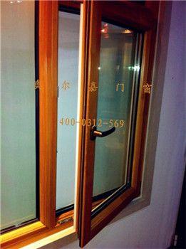 保定铝包木门窗价格