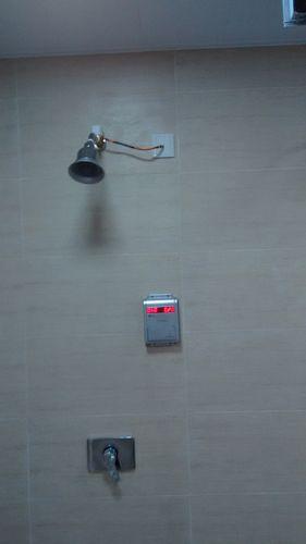 北京IC卡水控机出租房淋浴刷卡节水控制器