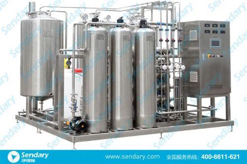 湖南制药纯化水设备——净得瑞