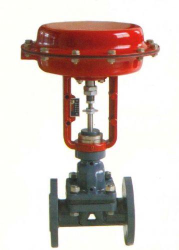 ZSQT气动活塞式隔膜调节阀 常州博特隔膜阀