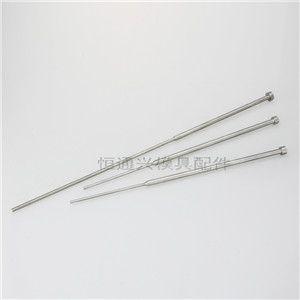 专业厂家加工HASCO标准双托顶针司筒-恒通兴模具配件