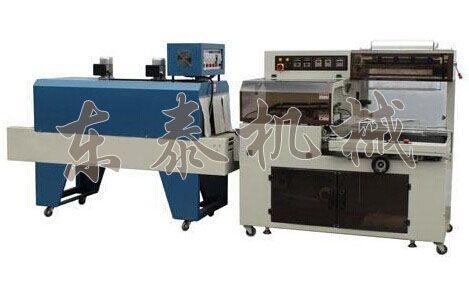 纸盒收缩机厂家 全自动纸盒包膜机价格 纸盒包膜机品牌