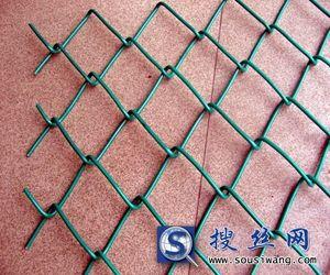 生产镀锌勾花网 包塑勾花网规格1.5×10米