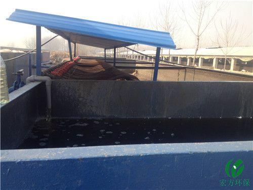 一体化养鸡污水处理设备,达到国家标准
