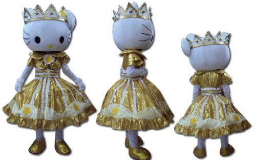 定做卡通人偶服装表演道具婚庆派对舞台装行走人偶服装