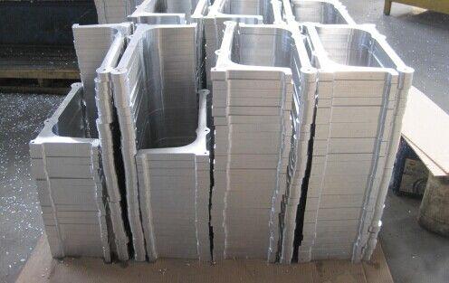 山东铝型材 轻轨铝合金