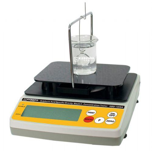 溶液浓度检测仪,溶液浓度密度计,溶液电子比重计