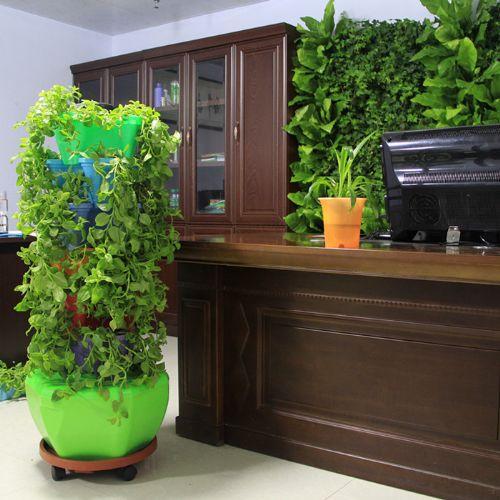 无土栽培蔬菜设备 水培 花卉 有机蔬菜 阳台绿色菜园 立柱式花架