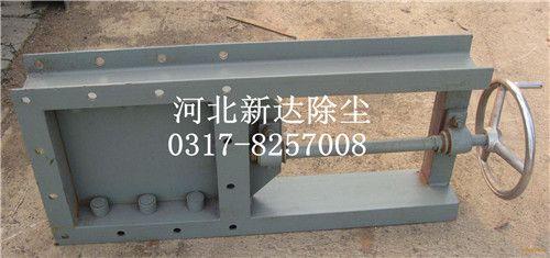 手动闸板阀采用优质碳素钢焊接而成