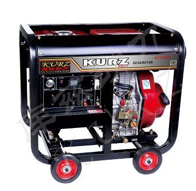 西安6KW三相柴油发电机价格厂家报价
