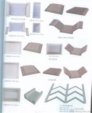 厂家大放血混凝土沟盖板模具韧性强光亮度高不变形易脱模