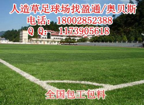灌阳县、荔浦县、资源县人造草坪地毯足球场生产厂家施工方案价格