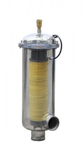 盘式过滤器实现零压力反冲洗