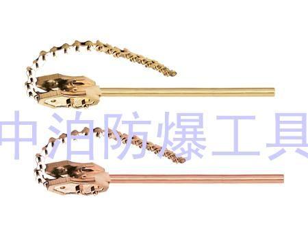 供应防爆链型管钳 皮带扳手 多用扳手