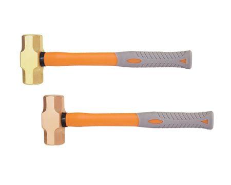 供应桥防牌防爆八角锤 德式八角锤 英式平顶锤 尼龙锤