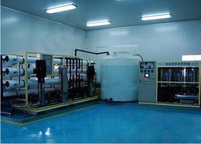 RO反渗透纯水设备—电子工业纯水设备