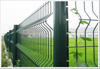折弯护栏网|三角折弯护栏网