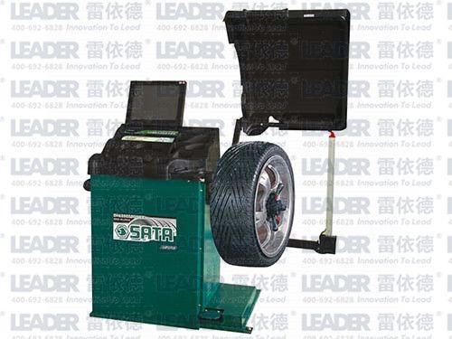 豪华全自动液晶屏轮胎平衡机