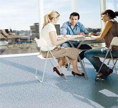 韩国LG优耐系列塑胶地板LG商用卷材pvc地板