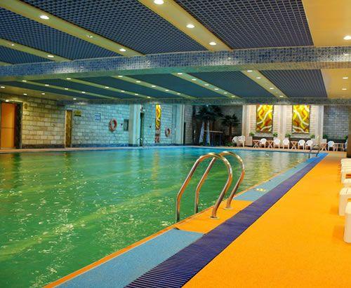 健身房等各种用途游泳池尺寸设计