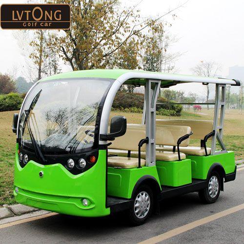 重庆绿通电动观光车,电动巡逻车,四轮电动旅行车