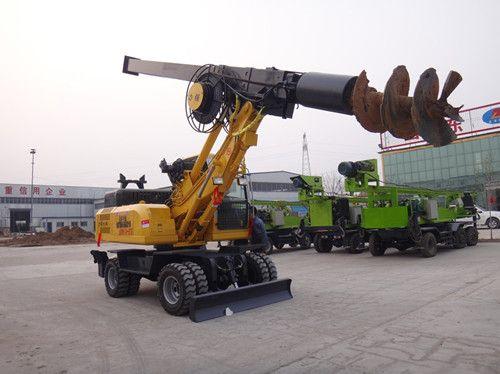 旋挖机价格_小型旋挖钻机_旋挖钻机_履带旋挖钻机  机锁杆旋挖钻