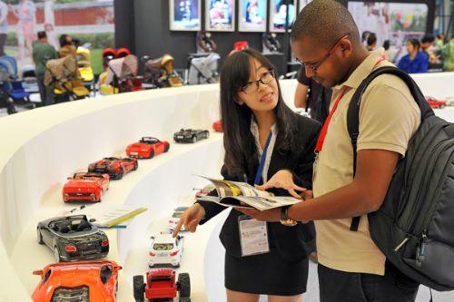 2015年玩具展-中国上海