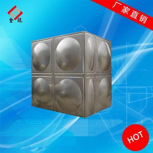 厂家直销常州不锈钢保温生活浴室消防专用储蓄水箱