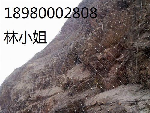 厂家供应重庆武隆主动防护网-武隆被动防护网-武隆SNS柔性防护网