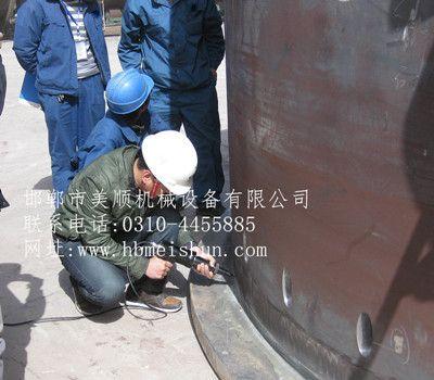 邯郸市美顺MS焊接应力消除设备 超声波冲击