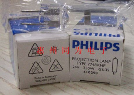 PHILIPS 24V250W 7748灯泡高清图片