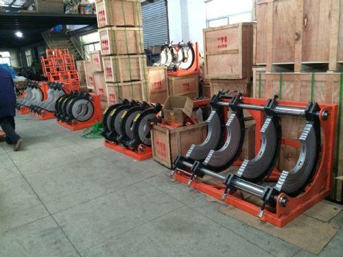 PE管315-630液压热熔对接焊机 刘生