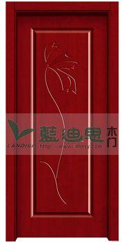 秦皇岛套装门*河北地中海浅蓝色推拉移门开放漆木蜡油