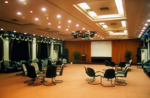 浙江多功能厅耐磨吸音PVC地板,博高多功能厅塑胶地板