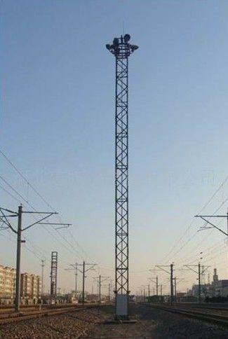 屋顶工艺塔,不锈钢塔
