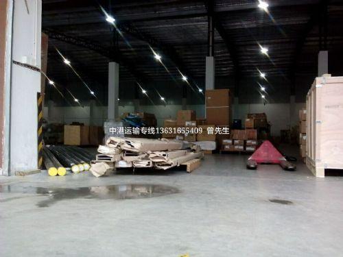 香港发货到太原价格多少?香港到太原进口专线