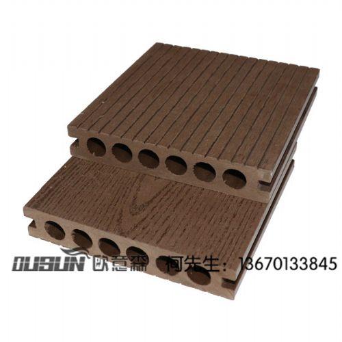 昆明河道防水塑木地板14025多少钱一米