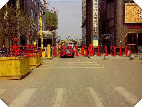 惠州停车场道闸安装