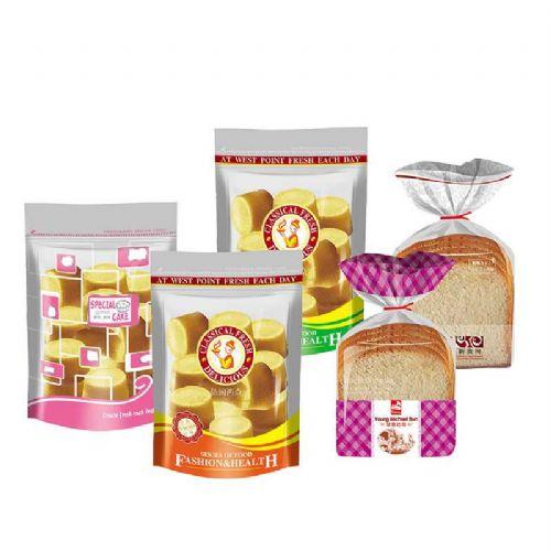 面包袋批发-面包塑料包装袋-充气面卷膜-顺发印务