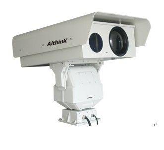 边防部队监控,边境防范监控双波段热成像摄像机