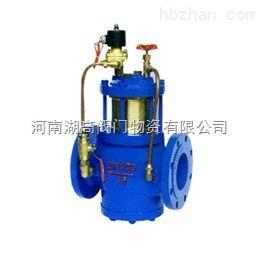 HCM43X过滤活塞式水力电磁控制阀厂家价格