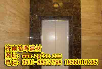电梯套门线石塑线条