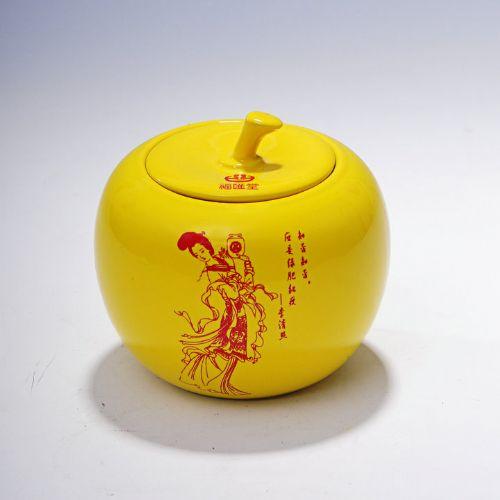 供应陶瓷茶叶罐_【天聚景陶瓷有限公司】