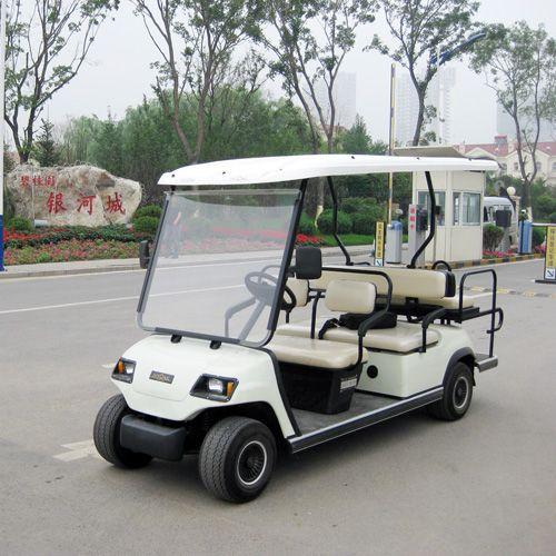 重庆绿通2+2座高尔夫球车 高尔夫观光车 电动观光车配件 观光车