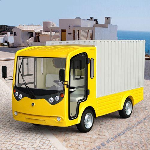 电动厢式载货车 电动观光车报价 电动货车 游览车