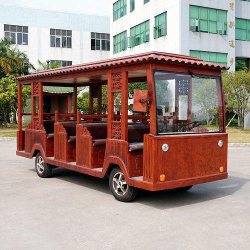 重庆8座电动观光车 电动观光车价格 电动游览观光车报价