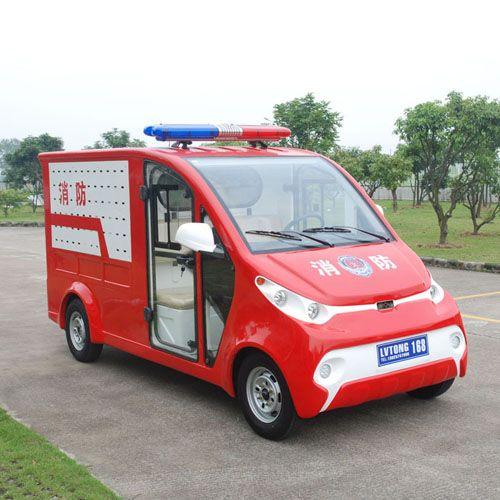 绿通电动消防车|电动特种车|电动观光车|景区观光电动车