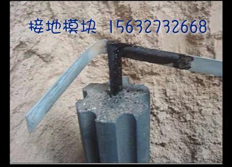 山西大同买防雷产品【梅花型接地模块】首选蓝泽防雷