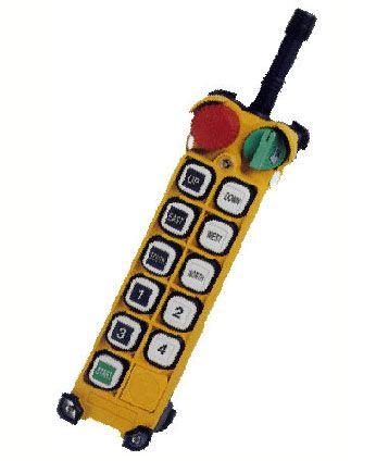 F24-10S 10键单速工业遥控器
