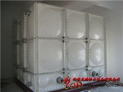 西安装配式玻璃钢水箱